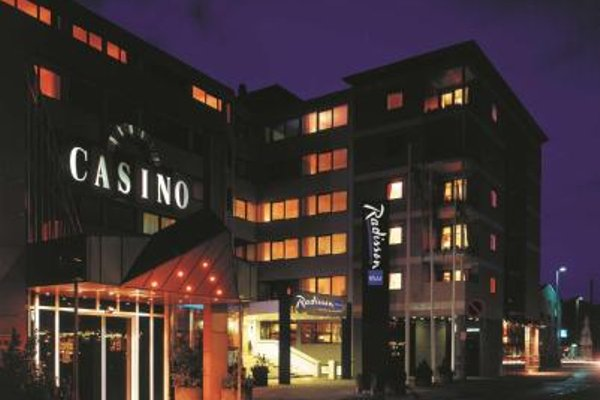 Radisson Blu Limfjord Hotel, Aalborg - фото 21