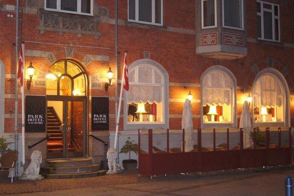 Park Hotel Aalborg - фото 20