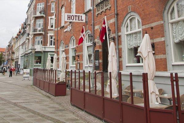 Park Hotel Aalborg - фото 23