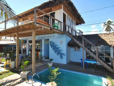 Хостел Cabarete Beach Hostel