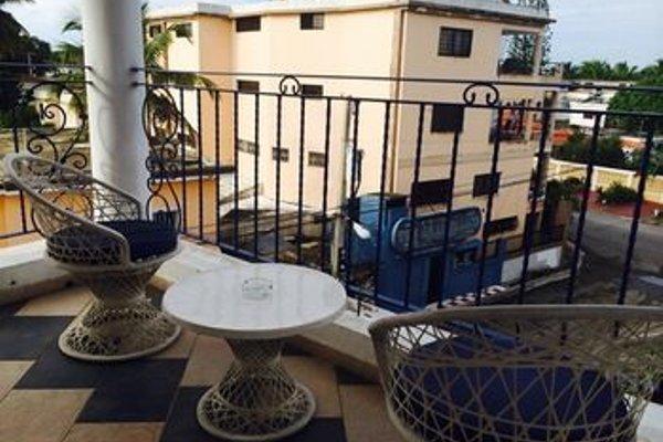Hotel Villa Capri & Spa - фото 23