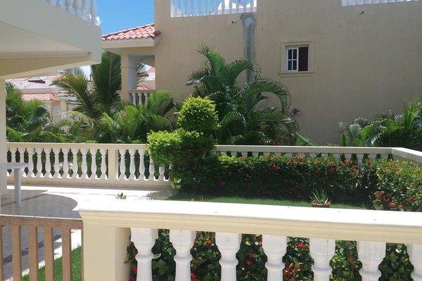 Residencial Las Palmeras de Willy - фото 22