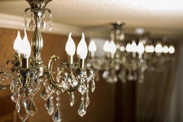 Отель Фидель - фото 16