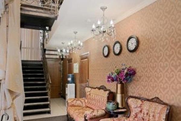 Отель Фидель - фото 18