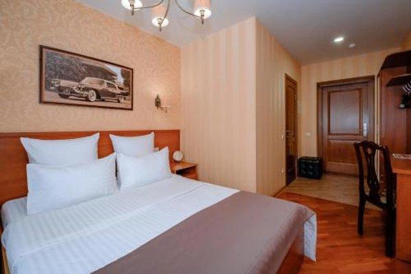 Отель Фидель - фото 3
