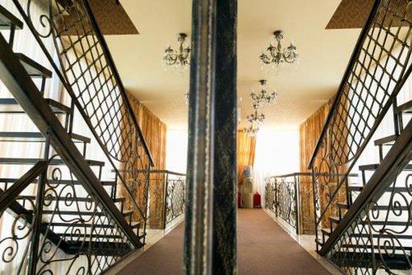 Отель Фидель - фото 4