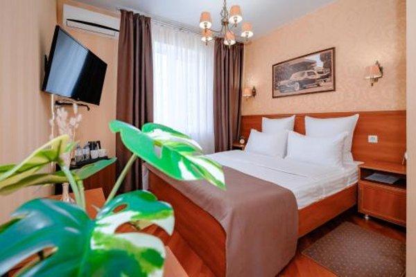 Отель Фидель - фото 5