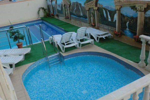 Отель «Мармелад» - фото 21