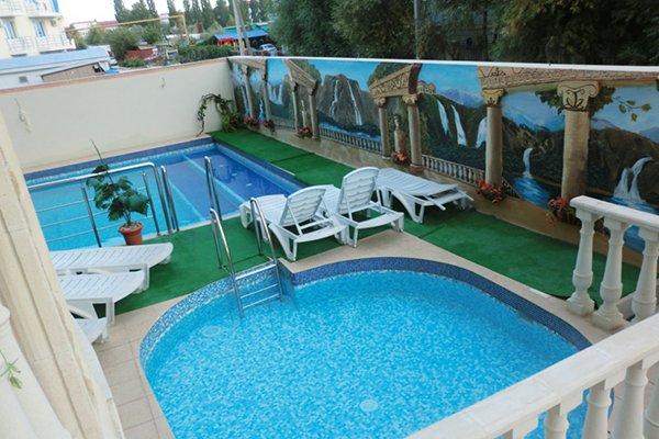 Отель «Мармелад» - фото 22