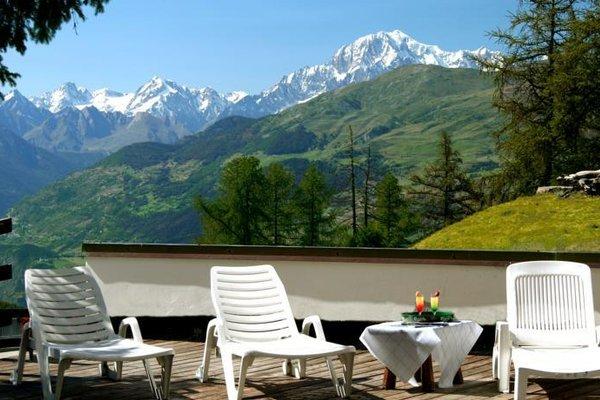 Hotel Chalet Des Alpes - фото 9