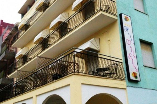 Hotel Villa Elisa - фото 50