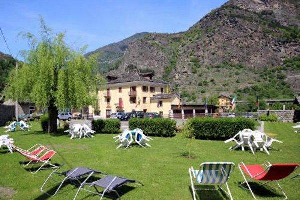 Hotel Col Du Mont - фото 20