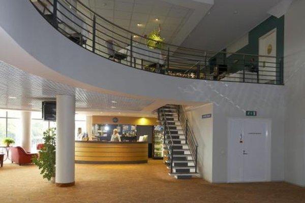 Centrum Hotel Viljandi - фото 17