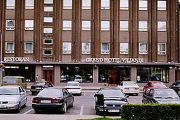 Grand Hotel Viljandi - фото 21