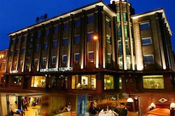 Grand Hotel Viljandi - фото 22