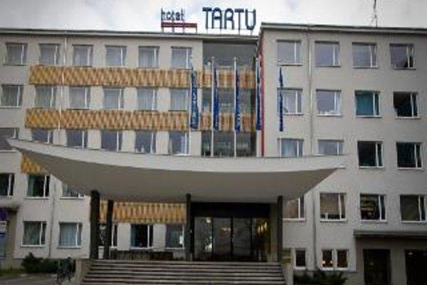 Hotel Tartu - фото 23