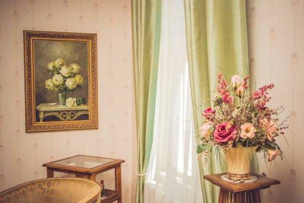 Villa Margaretha Boutique Hotell - фото 16