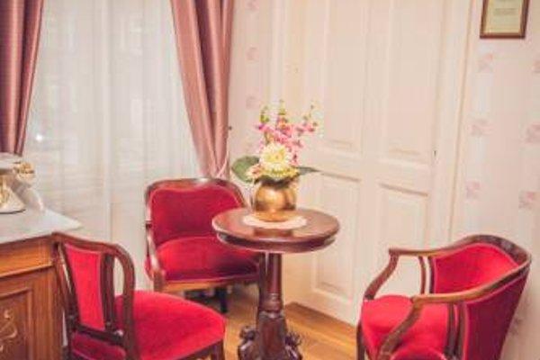 Villa Margaretha Boutique Hotell - фото 17