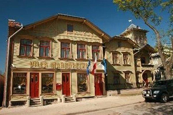 Villa Margaretha Boutique Hotell - фото 23