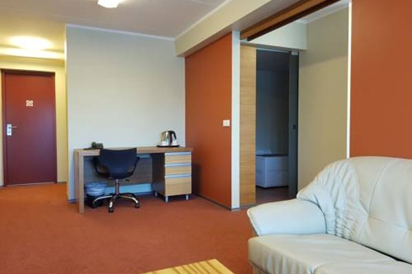 Tartu Kutsehariduskeskuse Hotell - фото 26