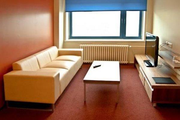 Tartu Kutsehariduskeskuse Hotell - фото 10