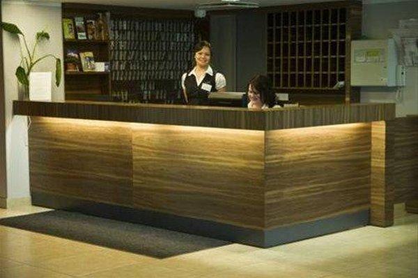 Tartu Kutsehariduskeskuse Hotell - фото 17