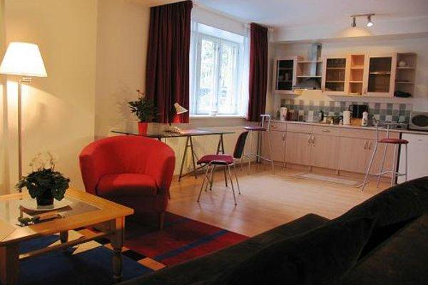 Wilde Guest Apartments Ulikooli 6 - фото 37