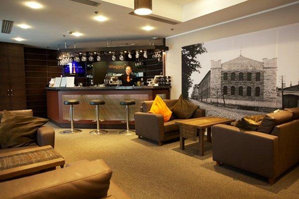 PK Ilmarine Hotel - 8