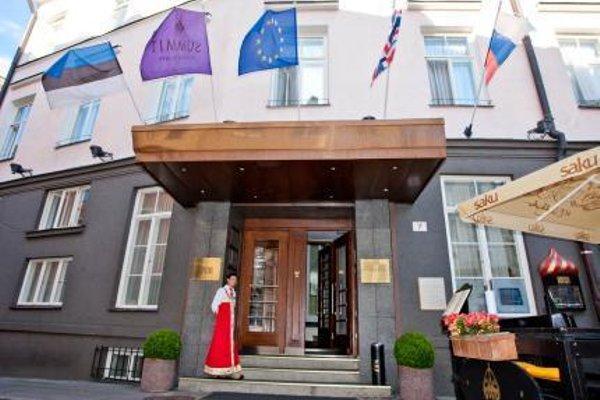 Отель St. Petersbourg - фото 21