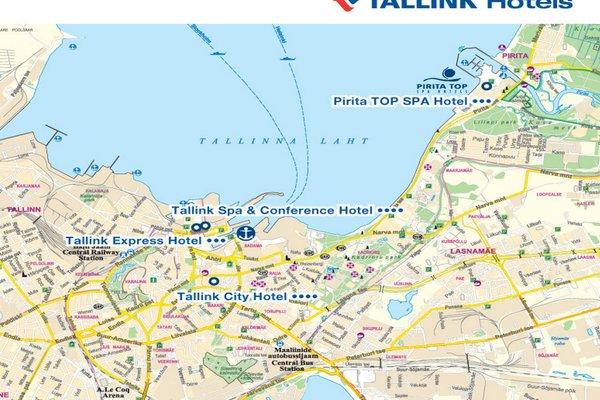 Tallink Express Hotel - фото 7