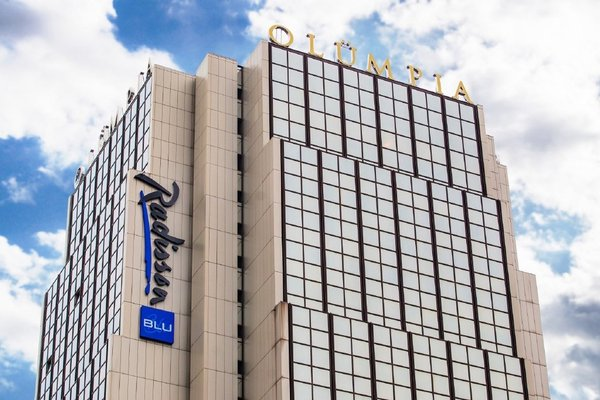 Radisson Blu Hotel Olumpia - фото 21