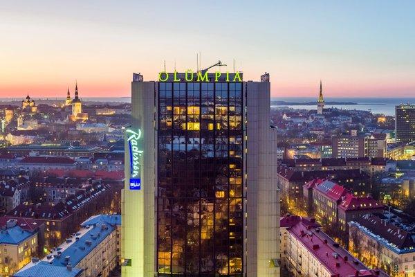 Radisson Blu Hotel Olumpia - фото 23