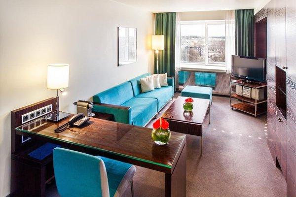 Radisson Blu Hotel Olumpia - фото 3