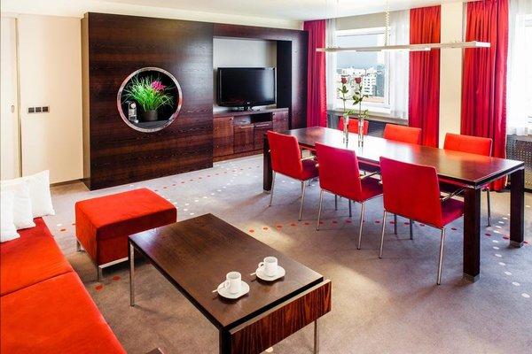 Radisson Blu Hotel Olumpia - фото 4