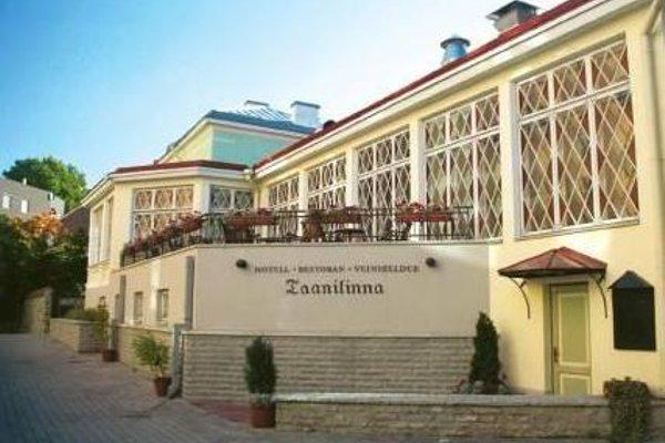 Taanilinna Hotel - фото 22