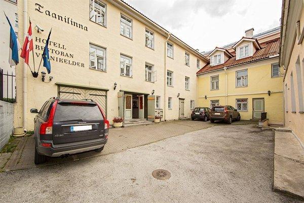 Taanilinna Hotel - фото 23
