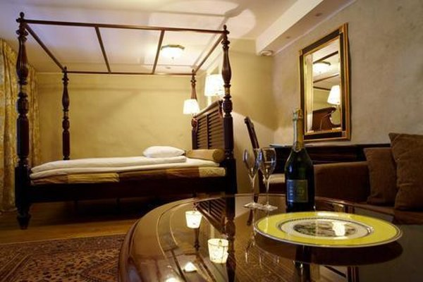 CRU Hotel - фото 7