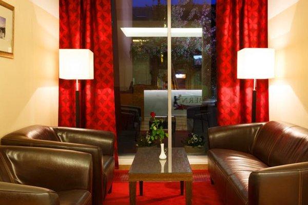 Hotel Bern by TallinnHotels - фото 8