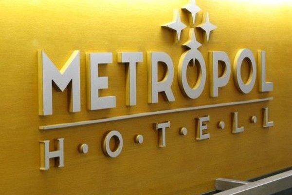 Metropol Hotel - 21
