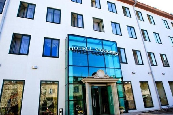 Baltic Hotel Vana Wiru - фото 23