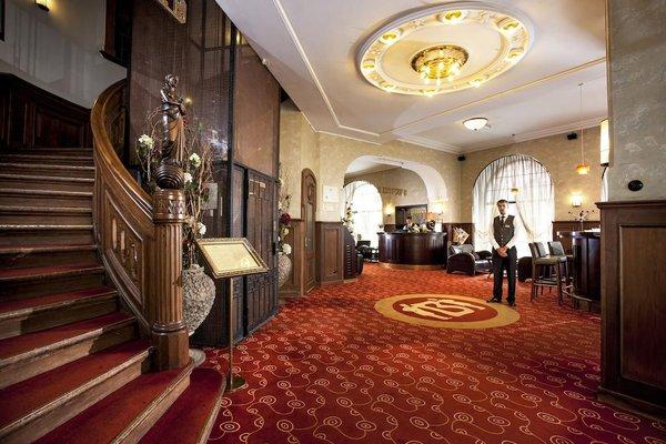 Barons Boutique Hotel Tallinn - фото 16