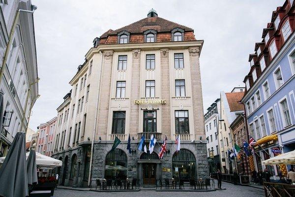 Barons Boutique Hotel Tallinn - фото 22
