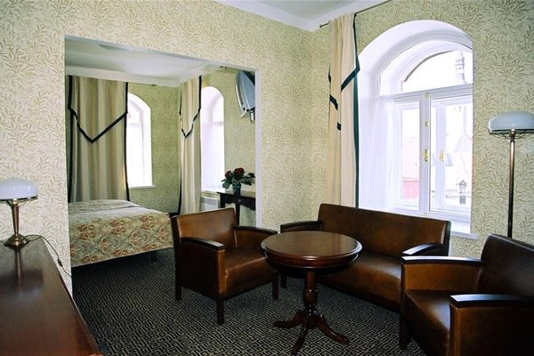 Barons Boutique Hotel Tallinn - фото 6