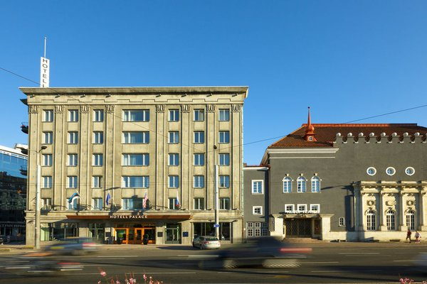 Hotel Palace by TallinnHotels - фото 22