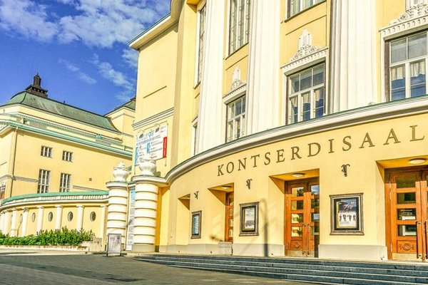 Отель Nordic Forum - 21