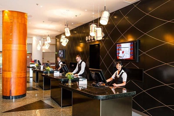 Radisson Blu Sky Hotel - фото 15