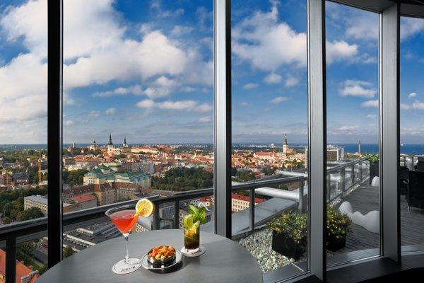 Radisson Blu Sky Hotel - фото 22