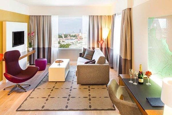 Radisson Blu Sky Hotel - фото 3