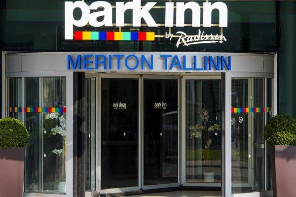 Park Inn by Radisson Meriton Conference & Spa Hotel Tallinn - фото 20