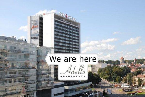 Adelle Apartments - фото 22